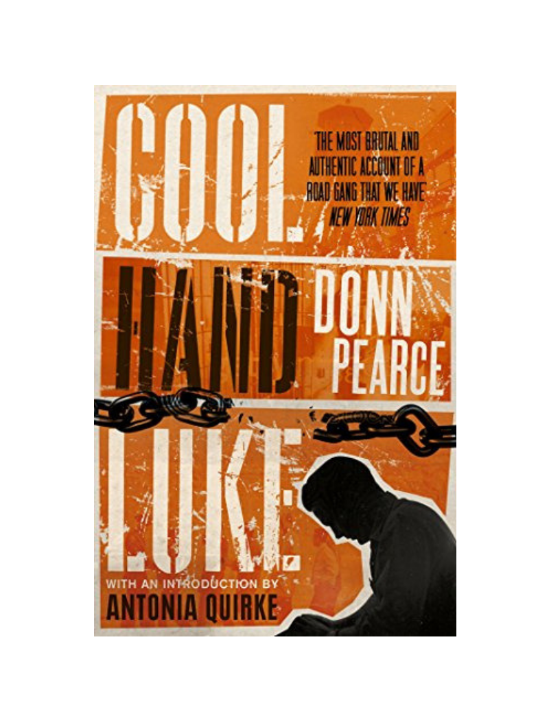 Cool Hand Luke book