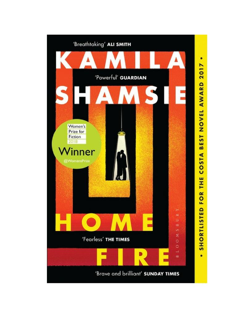 Home Fire Kamila Shamsie