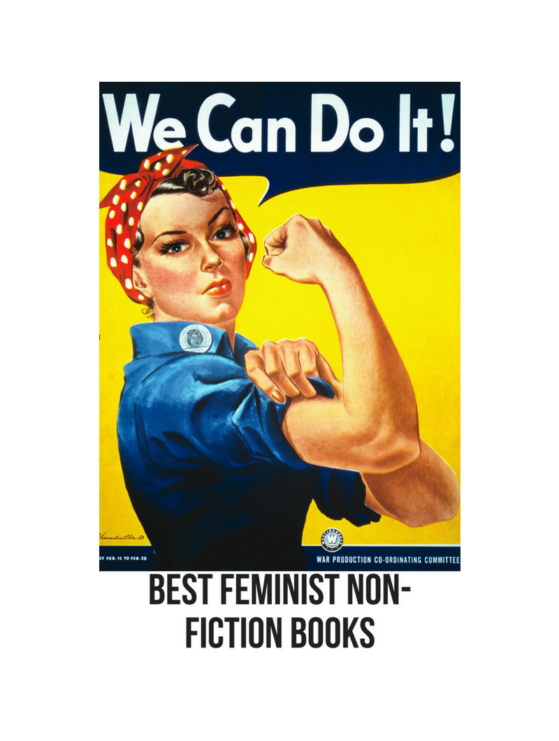 Best Feminist Non-Fiction Books