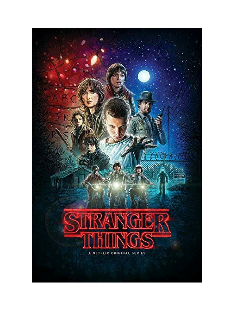 Stranger Things books