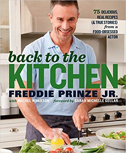 Back to the Kitchen Freddie Prinze Jr