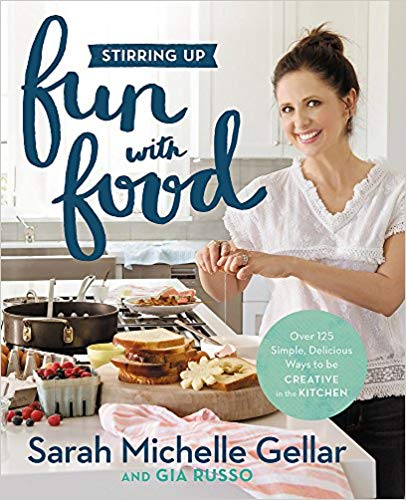 Sarah Michelle Gellar cookbook