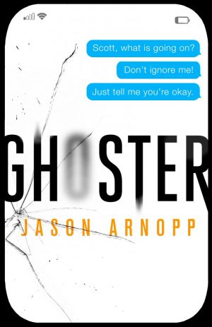 Ghoster by Jason Arnopp