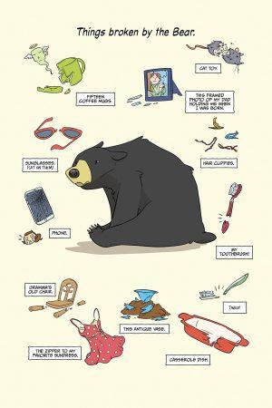 My Boyfriend is a Bear page